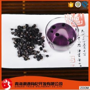 chinese wild black wolfberry