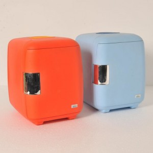 6L Thermoelectric Minicar Refrigerator