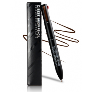 automatic eyebrow pen eyeliner Lip line pen