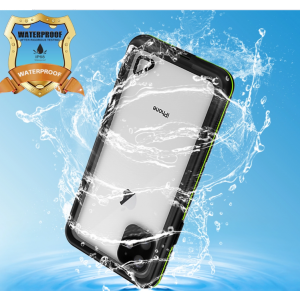 Transparent waterproof cover iPhone 11 Pro Max