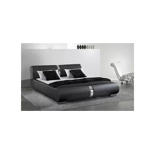 Soft double bed
