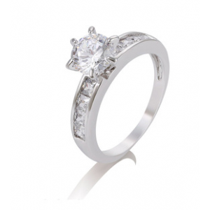 Xuping vogue jewelry,platinum ring prices