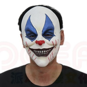Custom designed printed face disposable cool mask