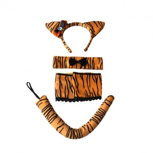 animal accessories 4pc