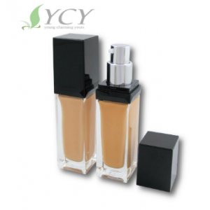 High coverage waterproof liquid foundation